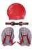 speedo Performance Training Pack Red